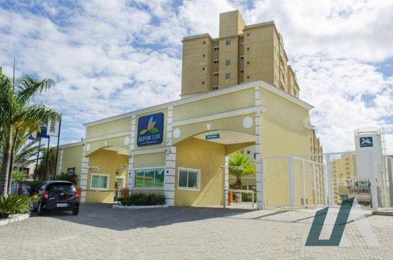 Apartamento Com 3 Dormitórios Para Alugar, 70 M² Por R$ 1.100,00/mês - Parque Bela Vista - Votorantim/sp - Ap1811