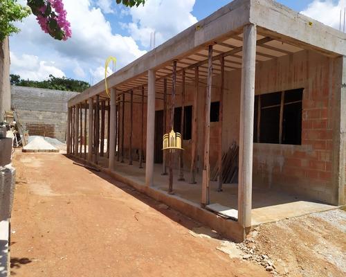 Imagem 1 de 19 de Casa No Bairro Fernao Dias - Esmeraldas - Ca00225 - 34838299
