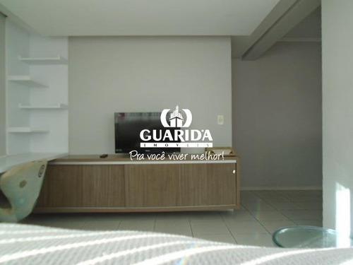 Imagem 1 de 8 de Apartamento Para Aluguel, 1 Quarto, 1 Vaga, Partenon - Porto Alegre/rs - 4543