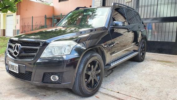 Mercedes-benz Clase Glk 2.5 Glk300 V6 Nature 4matic 2010