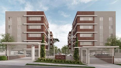 Apartamento Com 2 Dormitórios À Venda Por R$ 222.760,75 - Jardim Paulista - Campina Grande Do Sul/pr - Ap0356