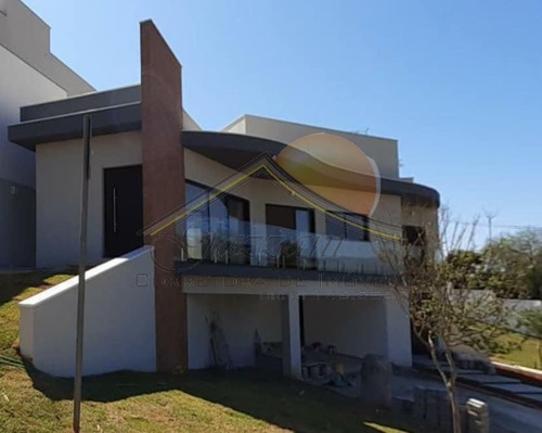 Casa Para Venda Em Bragança Paulista, Condomínio Residencial Sunset Village, 3 Suítes, 2 Vagas - G0842_2-1178732