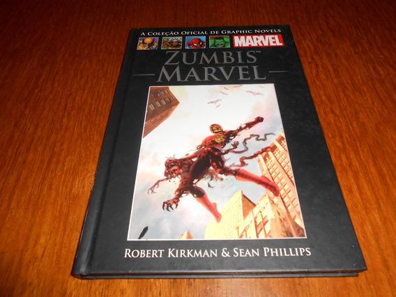 Hq Zumbis Marvel, Completa Salvat.