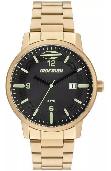 Relógio Mormaii Feminino Mo2115bc/4p Original Barato