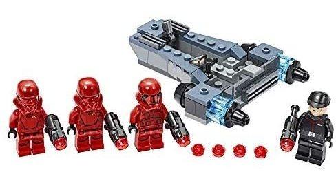 Lego Star Wars 75266 Sith Troopers Battle Pack Envío Gratis