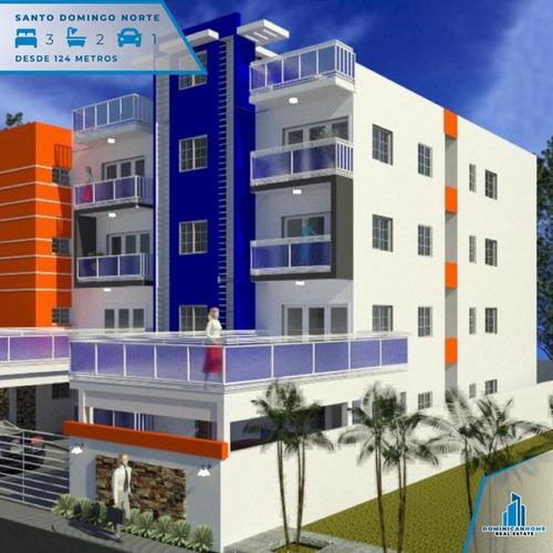 Apartamentos En Venta En Marañon 2 Av. Jacobo Majluta
