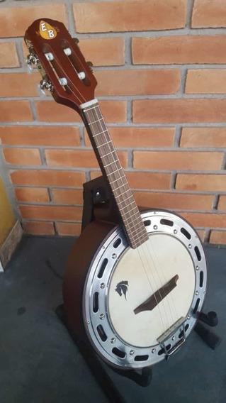 Banjo Emerson Brasa Caixa Larga