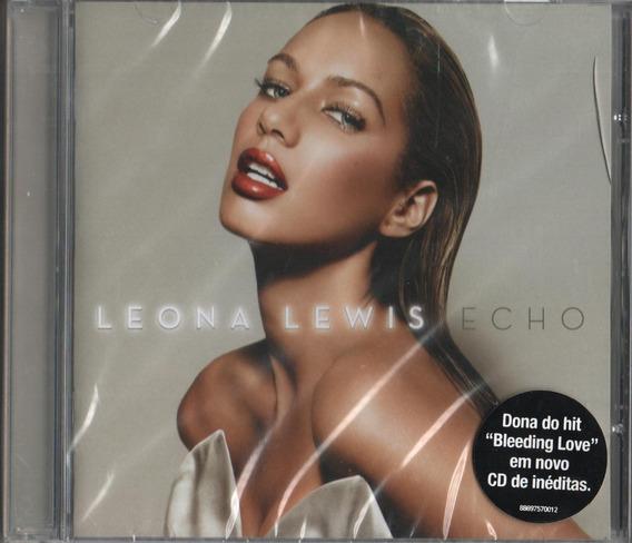 Cd Leona Lewis Echo Feat Onerepublic 2009 Sony Music Lacrdo