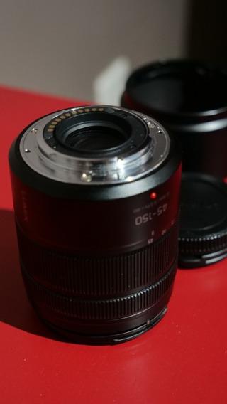 Lente Lumix G Vario 45-150mm F/4
