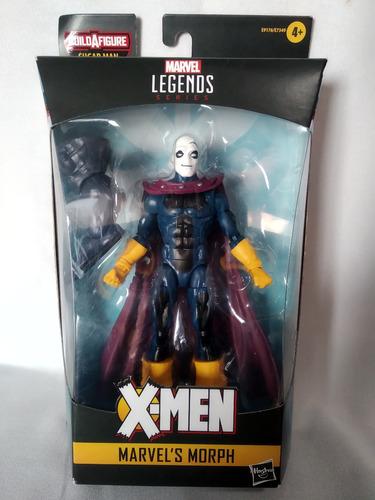 Morph Baf Sugar Man X-men  Marvel Legends