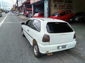 Volkswagen Gol 1.6 ( Ap ) 1996 Branco Completo - Ar Ac Auto