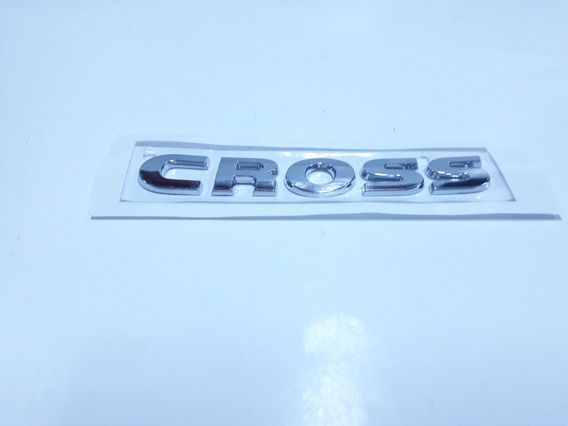 Logotipo Saveiro Cross 5u7853675a2zz Original Vw