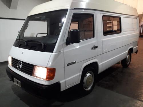 Mercedes-benz Mb 180 2.4 Furgon 1996