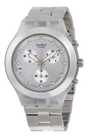 Relógio Swatch - Irony - Diaphane - Svck4038g
