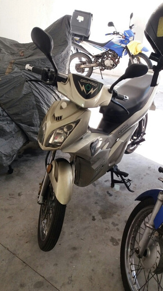 Ciclovolt 1500 Wts. Scooter Pesseio