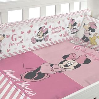 Manta Frazada De Cuna Bebe Disney Mickey Minnie Piñata Mania