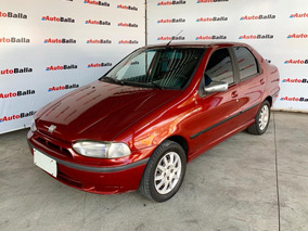 Fiat Siena 1.6 Mpi Hl 16v Gasolina 4p Manual