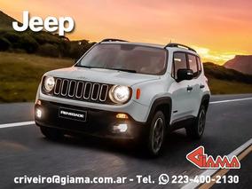 Jeep Renegade 1.8l - Credito Uva A Través De Jeep Credit