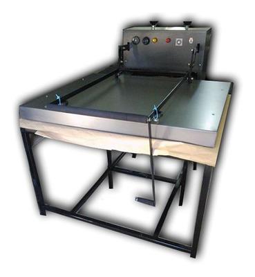 Alquiler De Plancha De Sublimación 100x0.80 Cm