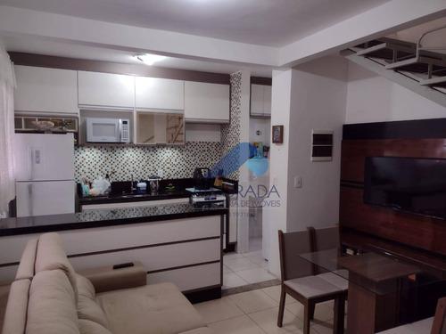 Casa Com 2 Dormitórios À Venda, 64 M² Por R$ 206.700,00 - Jardim Da Granja - São José Dos Campos/sp - Ca2004