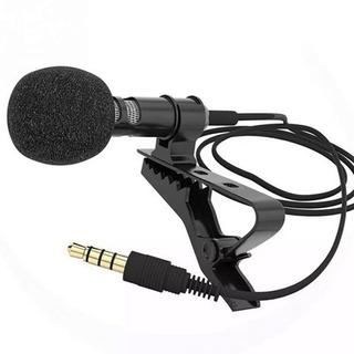 Micrófono Corbatero Hügel Bn140 Para Celular Cuota