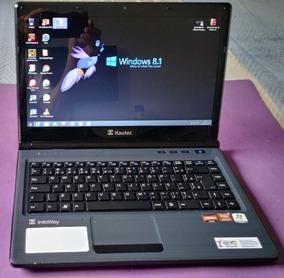Notebook Infoway A7520 - Hdmi 4gb Memória Hd 320gb Ver Vídeo