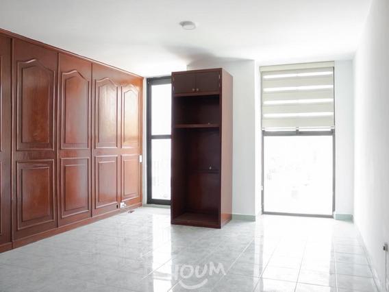 Departamento En Hipodromo Ii, Cuauhtemoc Con 2 Habitaciones