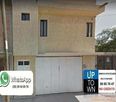 Casa En Remate Hipotecario 21 De Marzo/san Luis Potosi 7224