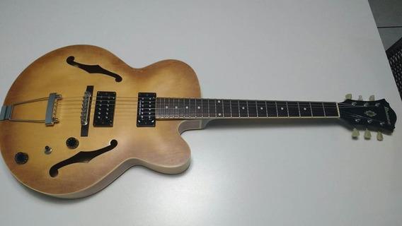 Guitarra Ibanez Af55 Com Upgrades