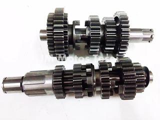 Caja De Cambios Completa Motomel Cg 150 S2 Gp Motos Pilar