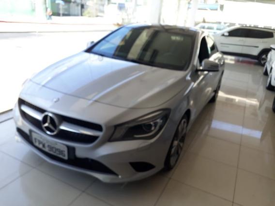 Mercedes Cla 200 1.6 Vision Flex Automatica