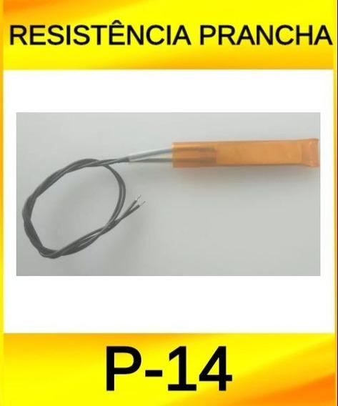 Resistência Bivolt Prancha P-14 Ultra Original - Frete R$12