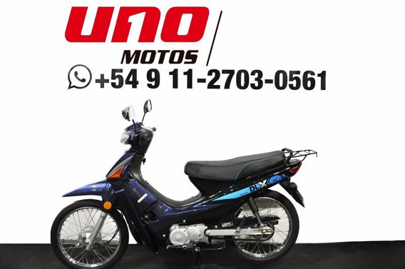 Motomel Dlx 110 Cub 110 0km 110cc Delivery Due 110