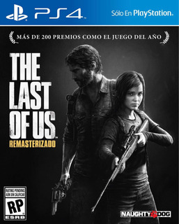 The Last Of Us Remastered Ps4 ( Sellado ) Envios Grátis