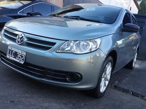 Volkswagen Voyage 1.6 Confortline Plus I-motion Ab+ll 2013!!