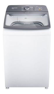 Lavadora de roupas automática Brastemp BWK12A branca 12kg 220V
