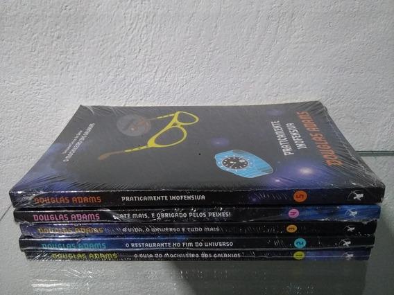 Guia Do Mochileiro Das Galáxias(5 Livros)