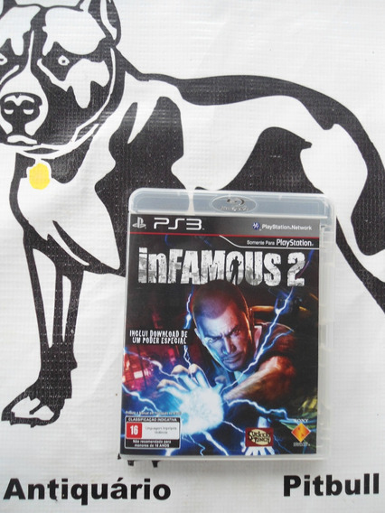 Infamous 2 Playstation 3 Midia