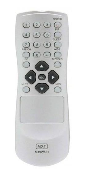 Controle Aoc Tv E Monitor M19w531 C01156