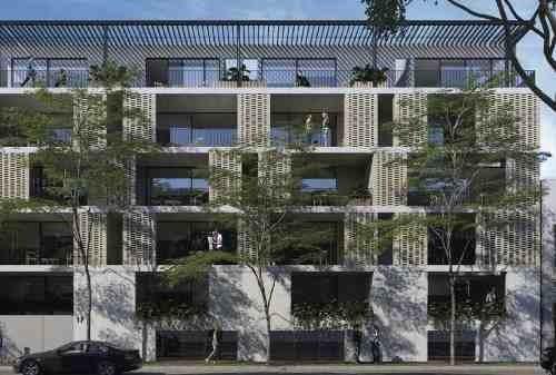 Exclusivo Departamento Nuevo En La Col. Condesa