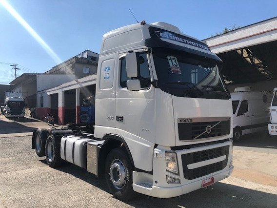 Volvo Fh 420 Fh420 Globetrotter I-shift 6x2 R440 480 Mb 2544