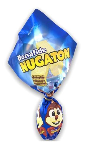 Huevos De Pascua Bonafide Nugaton Blanco X 91 Gr