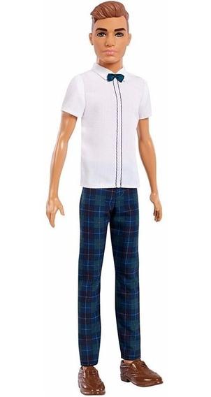 Boneco Ken Fashionista Coleção Dwk44 / Fxl64 - 117 - Barbie