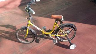Bicicleta Para Niños Rodado 18 Usada