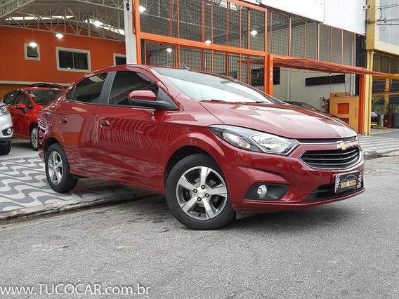Chevrolet Prisma 1.4 Ltz Spe/4 2017 + Bancos Em Couro