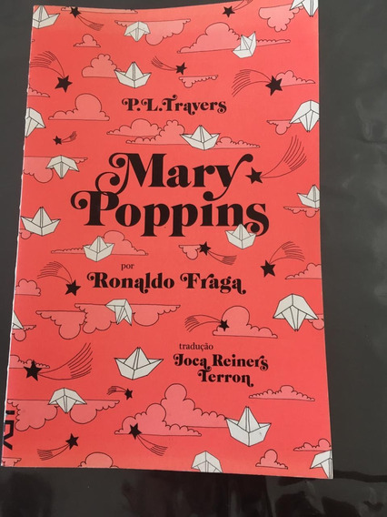 Livro Mary Poppins