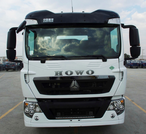 Sinotruk Howo T5g 290hp 4x2 Mt Cng