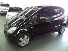 Classe A 160 Classic 1.6 Gasolina 2003 Preta Completo Couro