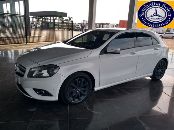Mercedes-benz Classe A-200 1.6 16v Turbo 2014/2015