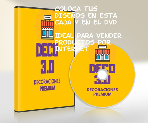 Mockup Dvd Y Caja Editables En Photoshop Para Software Y Mas